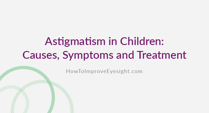 astigmatism in children: causes, symptoms and treatment, Cephalic vein